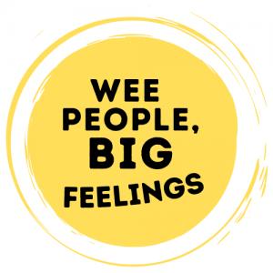 Wee People, Big Feelings-logo