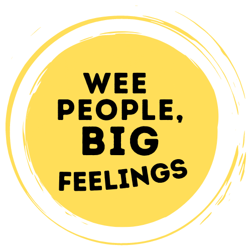 Wee People, Big Feelings-logo